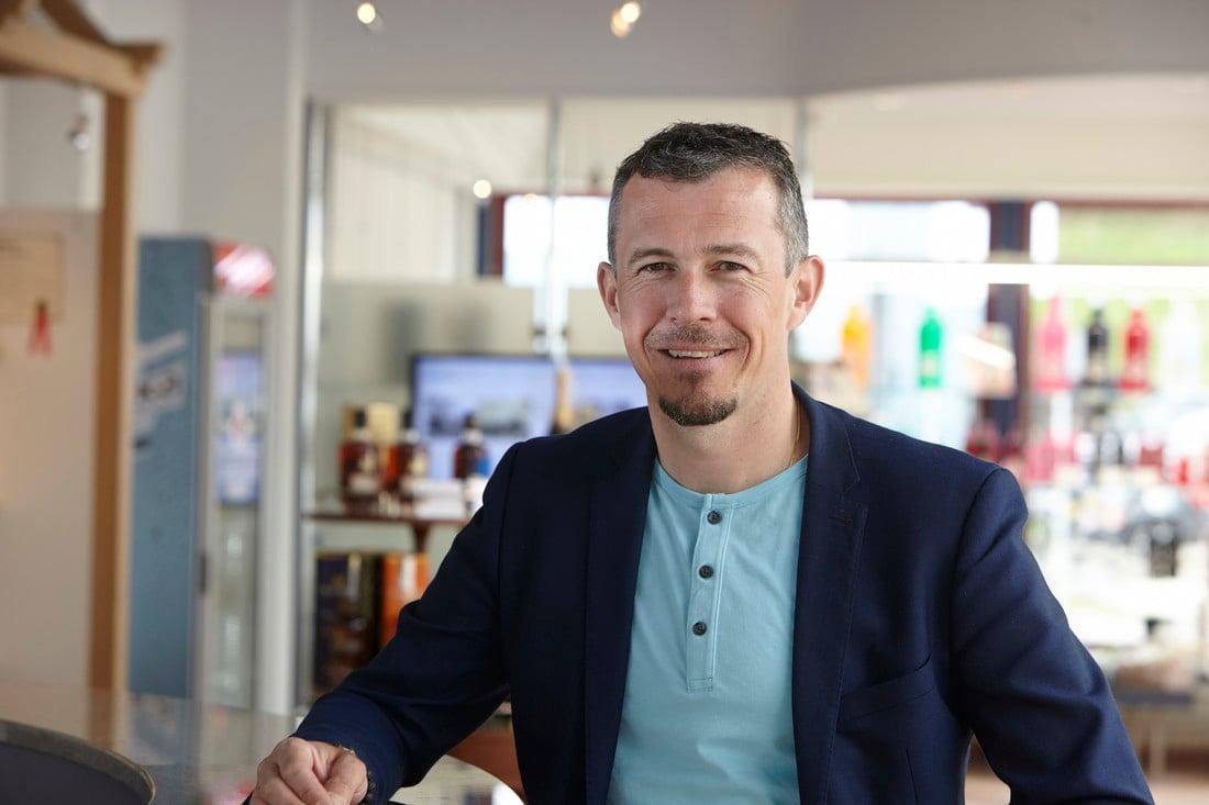 CEO Adrian Affentranger von DIWISA